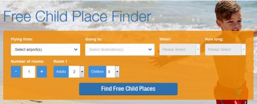 Toddler Breaks free child place finder