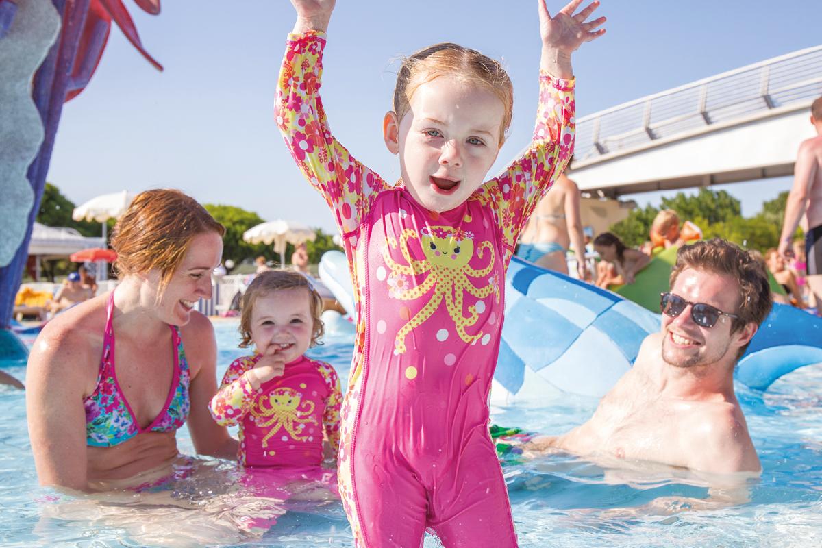 Toddler Breaks Al Fresco Holidays