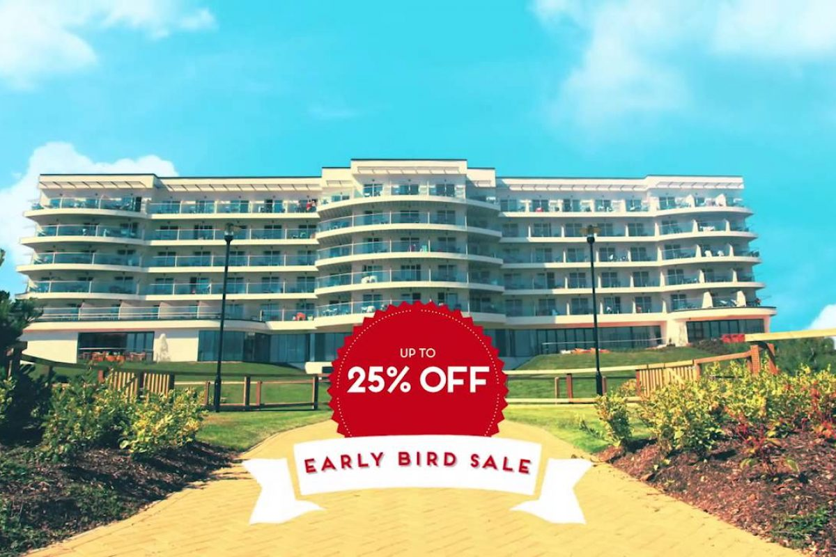 Butlins Early Bird Offer