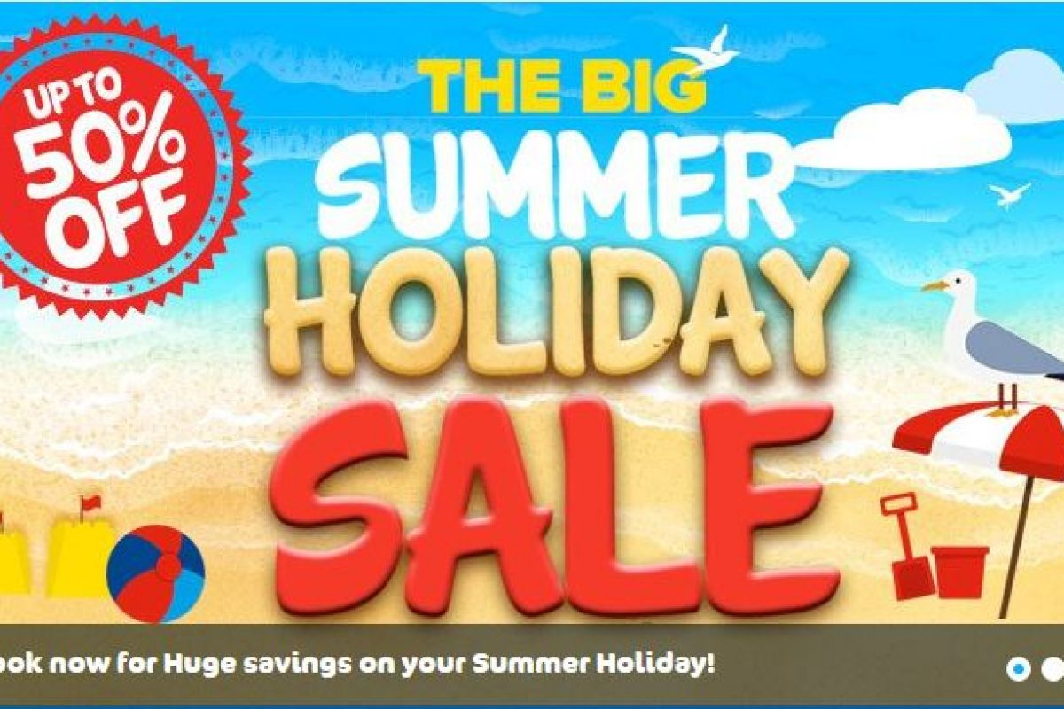 Park Holidays Summer Offer