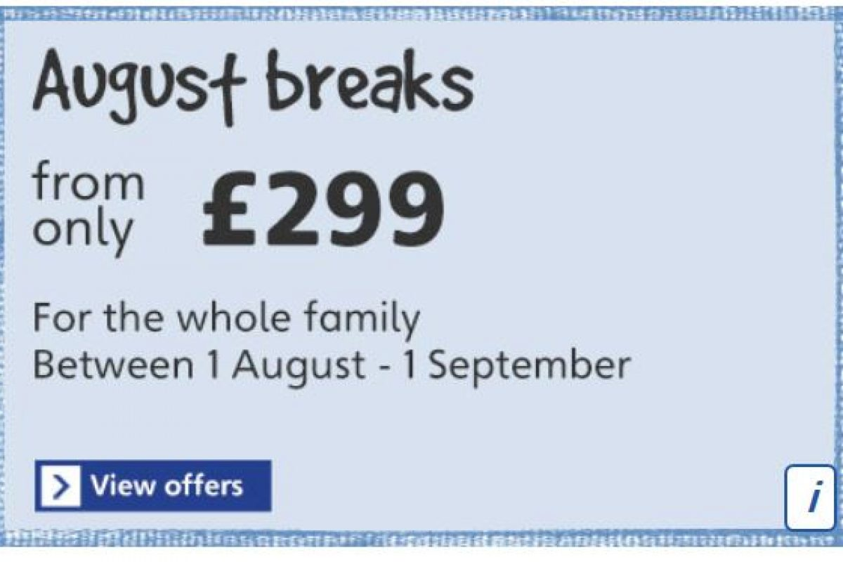 Haven summer school holiday offer