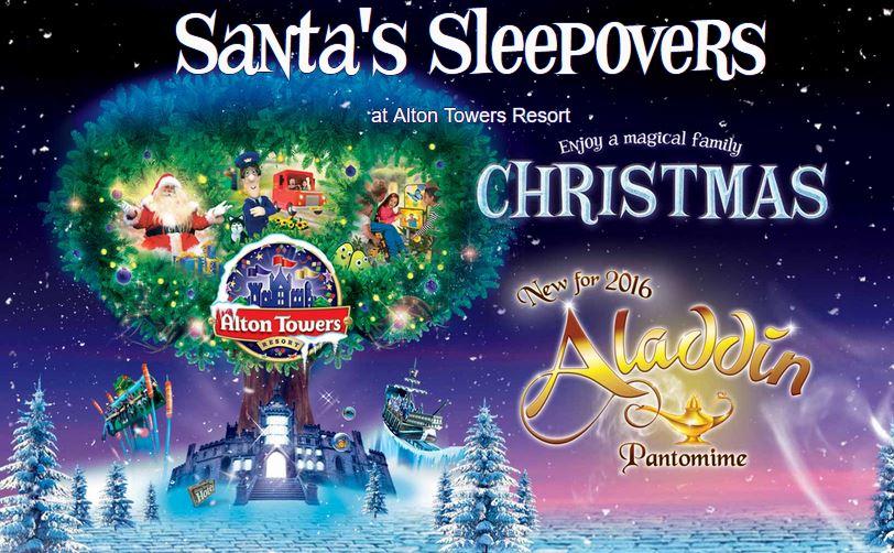 Alton Towers Santas Lapland