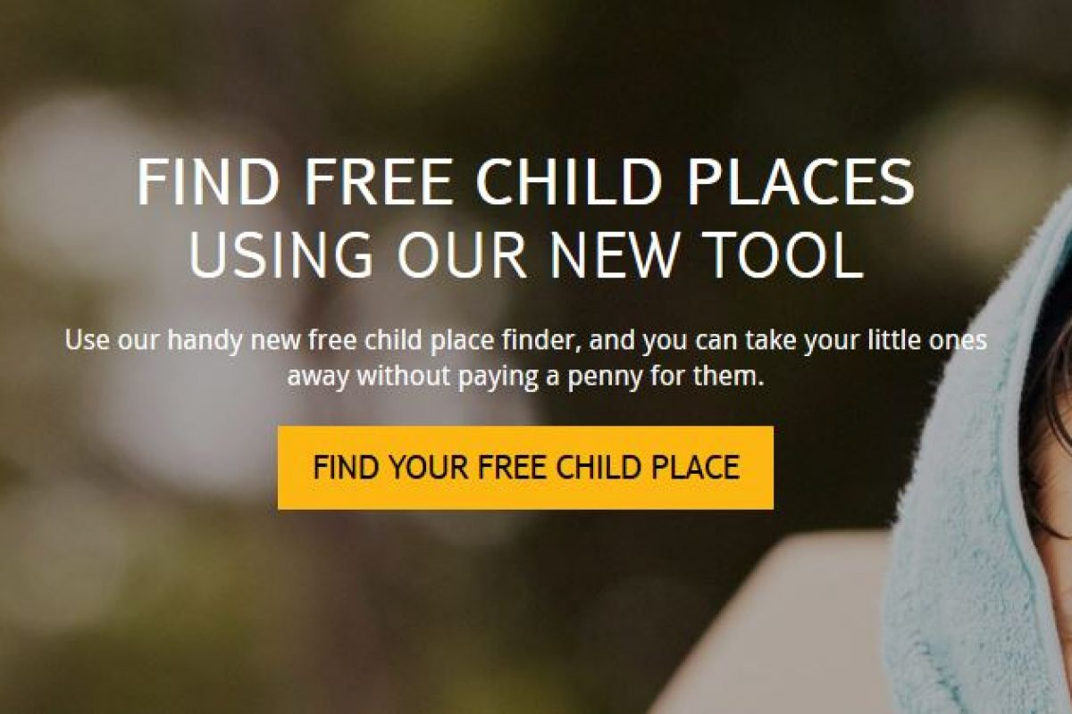 Thomson free child place