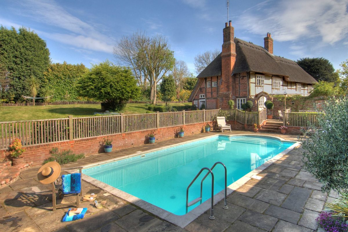 Cottages with swimming pools special offers