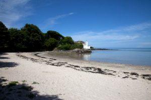 Bluestone Holy Island Resort Beach