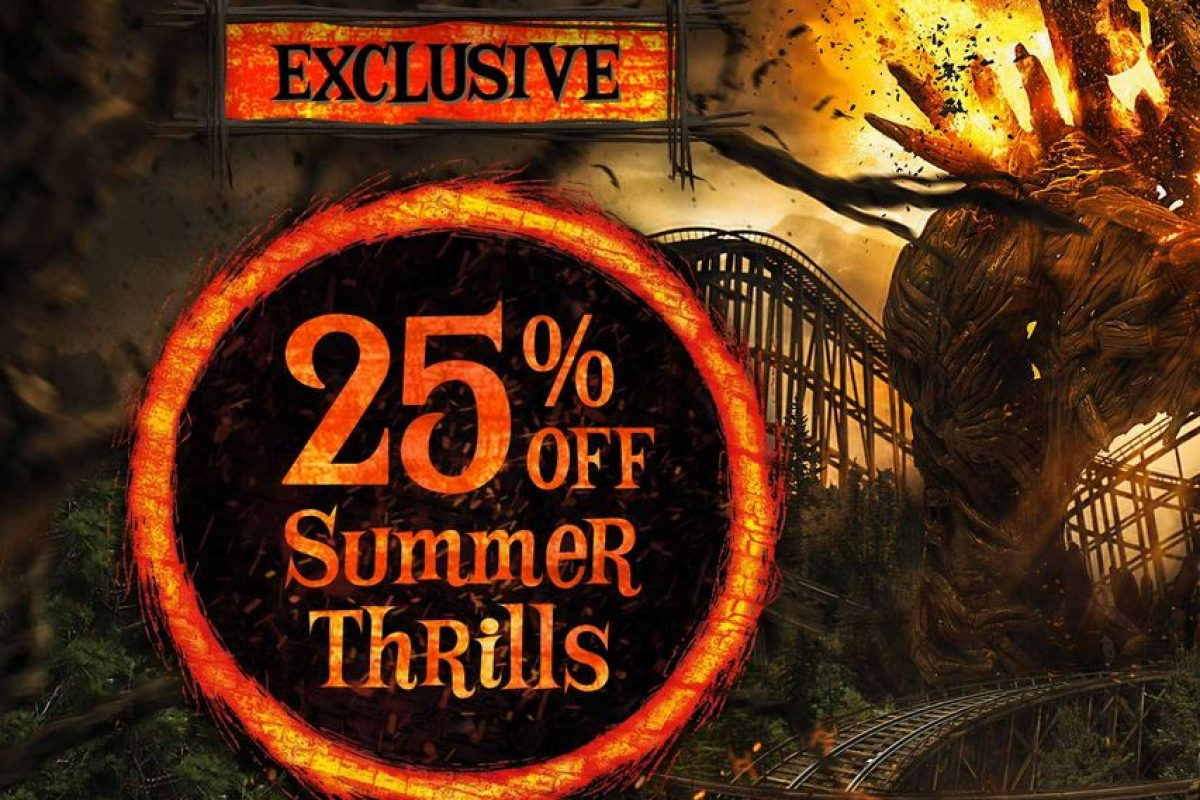 Alton Towers Summer Sale