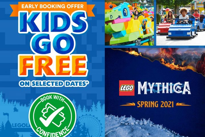 Legoland special offer kids go free